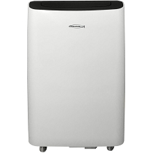 SoleusAir 8,000 BTU Portable Air Conditioner with MyTemp Remote Control, PSX-08-01B