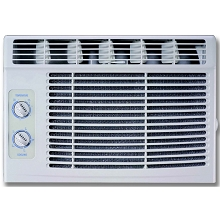 RCA 5,000 BTU 115V Window Air Conditioner with Mechanical Controls - RACM5005