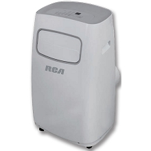 RCA 3-in-1 Portable 14,000 BTU Air Conditioner with Remote Control - RACP1404
