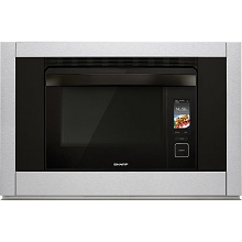 Sharp SuperSteam+ Combination Steam and Convection Oven - SSC3088AS