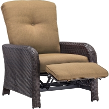 Strathmere Luxury Recliner in Country Cork - STRATHRECTAN