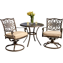 Traditions 3PC Bistro Set - TRADITIONS3PCSW