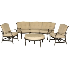Traditions 4PC Seating Set - TRADITIONS4PC
