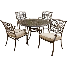 Traditions 5PC Dining Set - TRADITIONS5PC