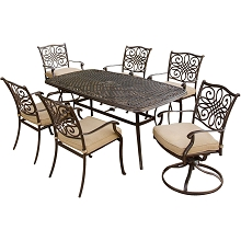 Traditions 7PC Dining Set - TRADITIONS7PCSW