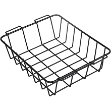 Vortex Inner Wire Basket for 65-Qt. Classic Series Coolers in Black, VC65IBBLK