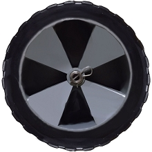 Vortex Beach Wheel Kit for 55-Qt. and 78-Qt. Elite Series Coolers, VE00BWBLK