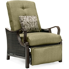 Ventura Luxury Recliner in Vintage Meadow - VENTURAREC