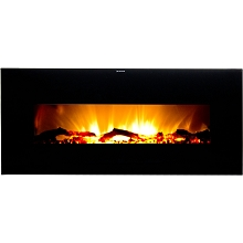Warm House Valencia Widescreen Wall-Mounted Electric Fireplace with Remote Control - VWWF-10306