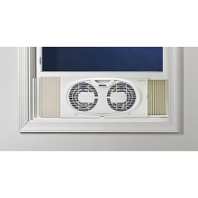 Lasko Twin Window Fan - W07350