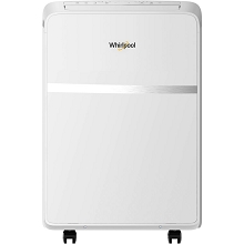 Whirlpool 8000 BTU Portable Air Conditioner with 7600 BTU Heating, WHAP13HBWC