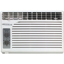 SoleusAir 5,000 BTU 115V Window-Mounted Air Conditioner with Mechanical Controls, WS1-05M2-02