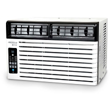 SoleusAir Energy Star 6,400 BTU 115V Window-Mounted Air Conditioner with LCD Remote Control, WS2-06E-201B