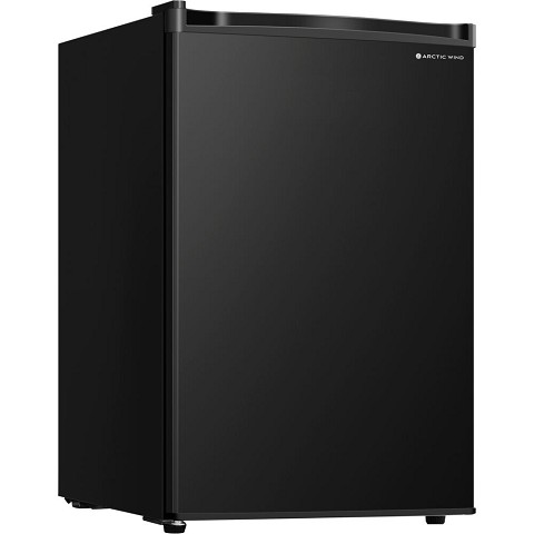 Arctic Wind 2.7-Cu. Ft. Single Door Compact Refrigerator, Black, 1AW1BF27A