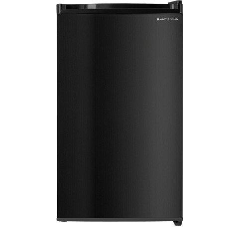 Arctic Wind 3.3-Cu. Ft. Single Door Compact Refrigerator, Black, 1AW1BF33A
