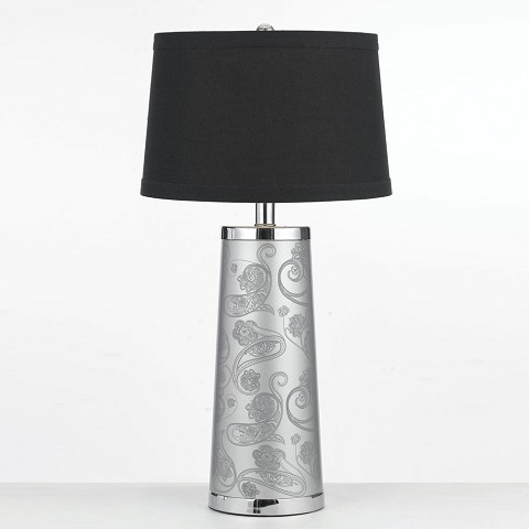 8622 Paisley Table Lamp