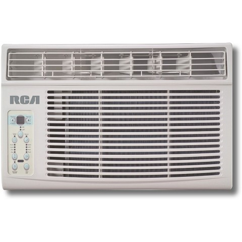 RCA 8,000 BTU 115V Window Air Conditioner with Remote Control - RACE8002E