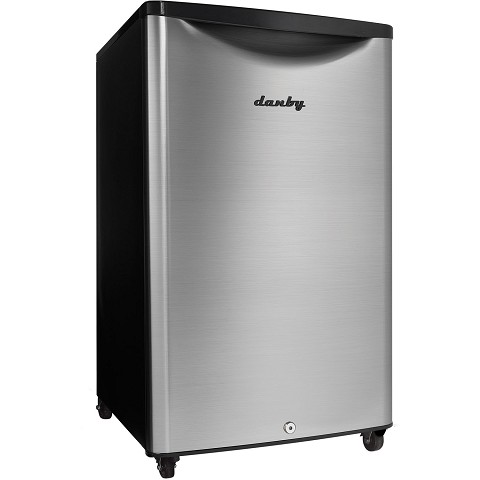 Danby 4.4 Cu. Ft. Outdoor Refrigerator with Spotless Steel Door - DAR044A6BSLDBO