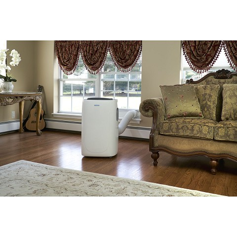 Emerson Quiet Kool 14,000 BTU Portable Air Conditioner with Remote Control - EAPC14RD1