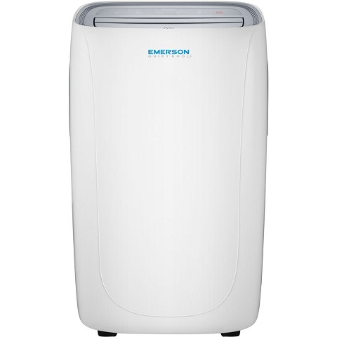 Emerson Quiet Kool Heat/Cool Portable Air Conditioner with Remote Control for Rooms up to 550-Sq. Ft. - EAPE14RD1