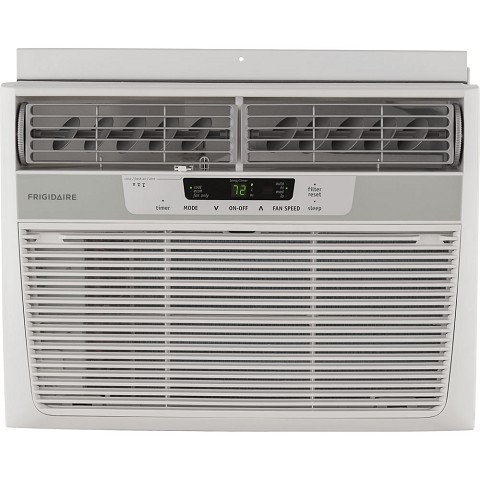 Frigidaire 10,000 BTU 115V Window-Mounted Compact Air Conditioner with Remote Control - FFRA1022R1