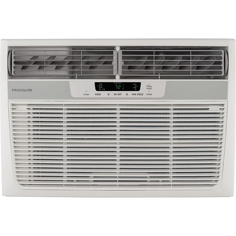 Frigidaire 8,000 BTU 115V Compact Slide-Out Chasis Air Conditioner/Heat Pump with Remote Control, FFRH0822R1