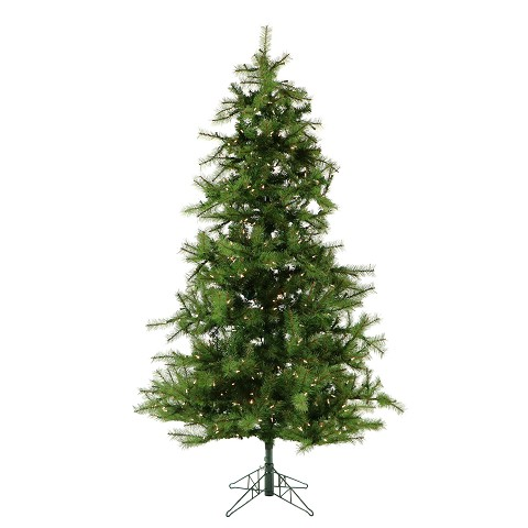 10 Ft. Southern Peace Pine Christmas Tree with Smart String Lighting - FFSP010-3GR