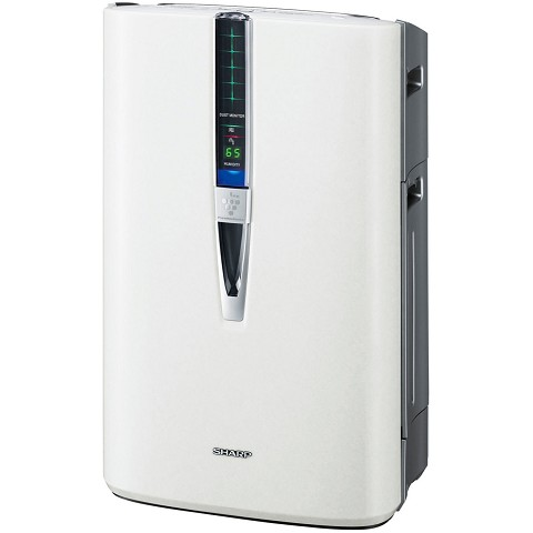 Sharp Triple Action Plasmacluster Air Purifier with Humidifying Function (341 sq. ft.) - KC-860U