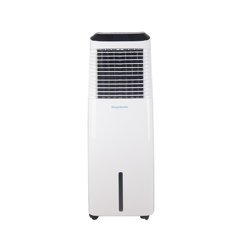 Keystone 30-Liter Indoor Evaporative Air Cooler (Swamp Cooler) with WiFi Function in White, KSTE9721003-WHT