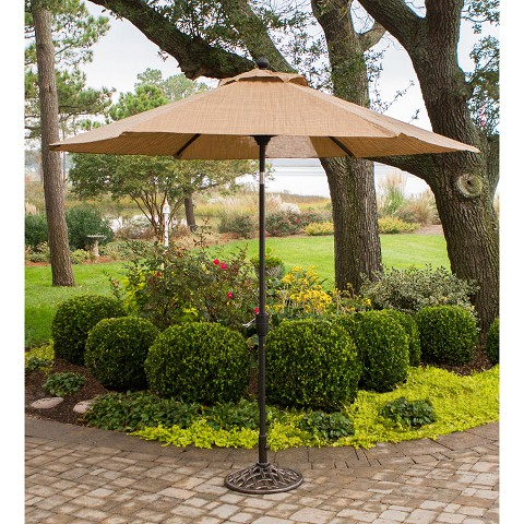 Table Umbrella for the Monaco Outdoor Dining Collection