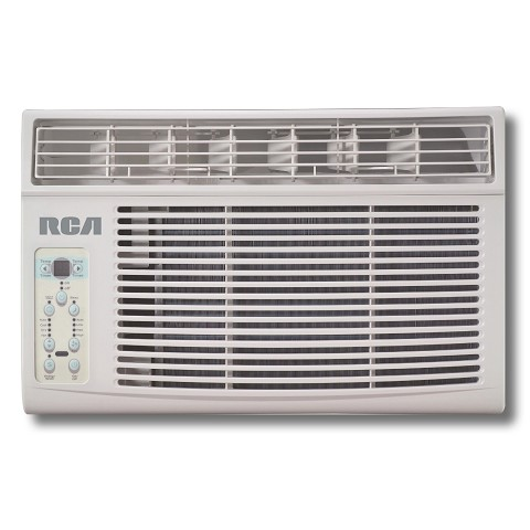 RCA 6,000 BTU 115V Window Air Conditioner with Remote Control - RACE6001