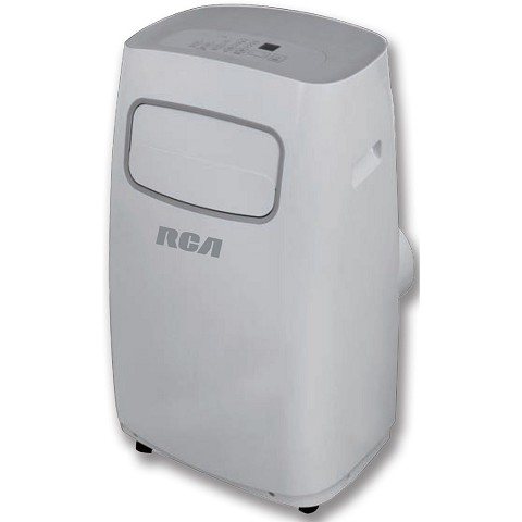 RCA 3-in-1 Portable 12,000 BTU Air Conditioner with Remote Control - RACP1204