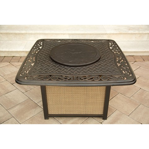 Traditions Cast Iron Fire Pit - TRAD1PCFP