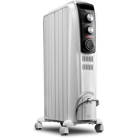 Delonghi High Performance Radiant Heater with Mechanical Controls - TRD40615T