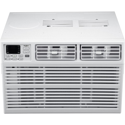 Whirlpool 8,000 BTU 115V Window Air Conditioner with Remote Control - WHAW081BW