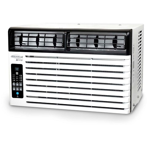 Soleus Air Energy Star 8,000 BTU 115V Window Air Conditioner with LCD Remote - WS2-08E-201