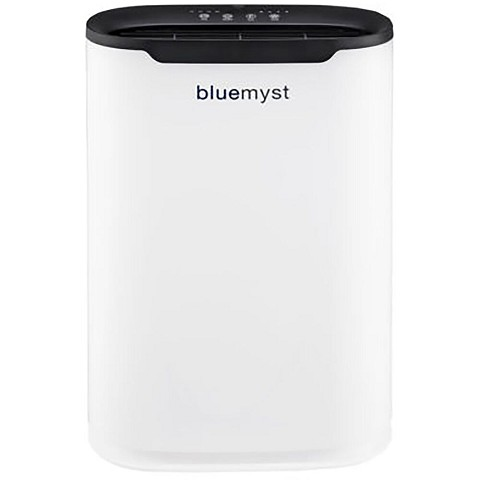 Bluemyst Air Purifier with 5-Stage HEPA Filtration and Remote Control, BA1180WK