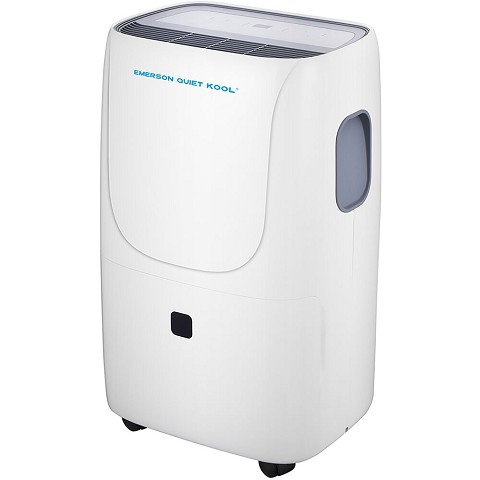Emerson Quiet Kool High Efficiency 30-Pint SMART Dehumidifier with Wi-Fi and Voice Control, EAD30SE1