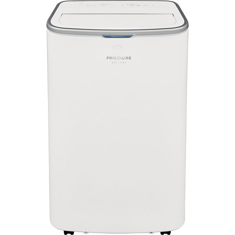 Frigidaire Cool Connect Smart Portable Air Conditioner with Wi-Fi Control for a Room up to 600-Sq. Ft., GHPC132AB1