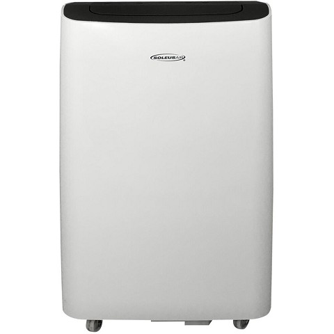 SoleusAir 10,000 BTU Portable Air Conditioner with MyTemp Remote Control, PSX-10-01B