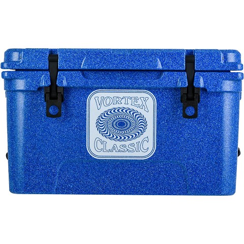 Vortex Classic Series 45-Quart Rotational-Molded Cooler in Azurite, VC45AZE
