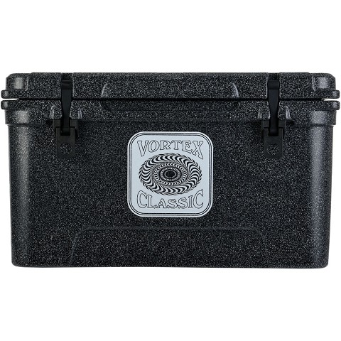 Vortex Classic Series 65-Quart Rotational-Molded Cooler in Basalt, VC65BAS